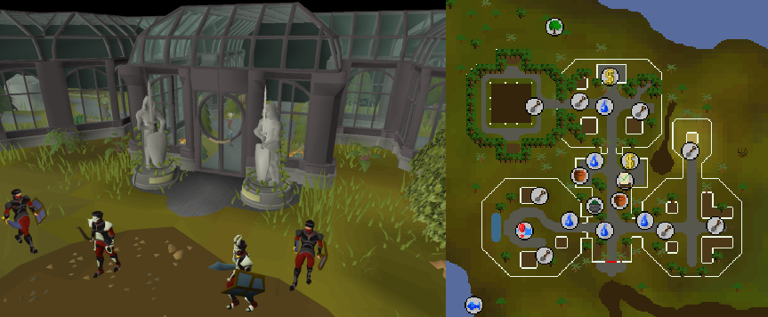 farming guild in runescape