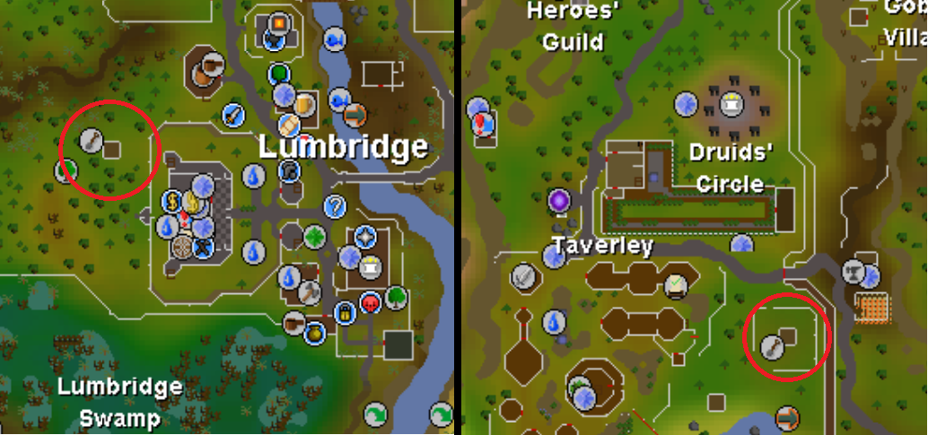 lumbridge farming training