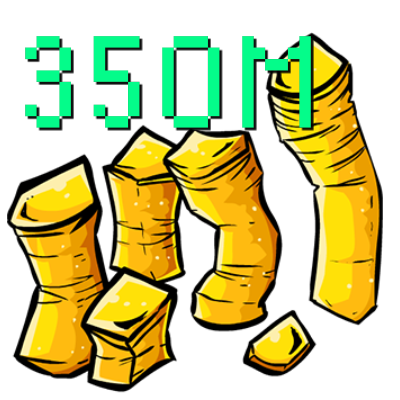 350M RS3 Gold