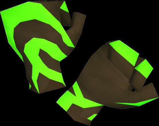 Cinderbane gloves