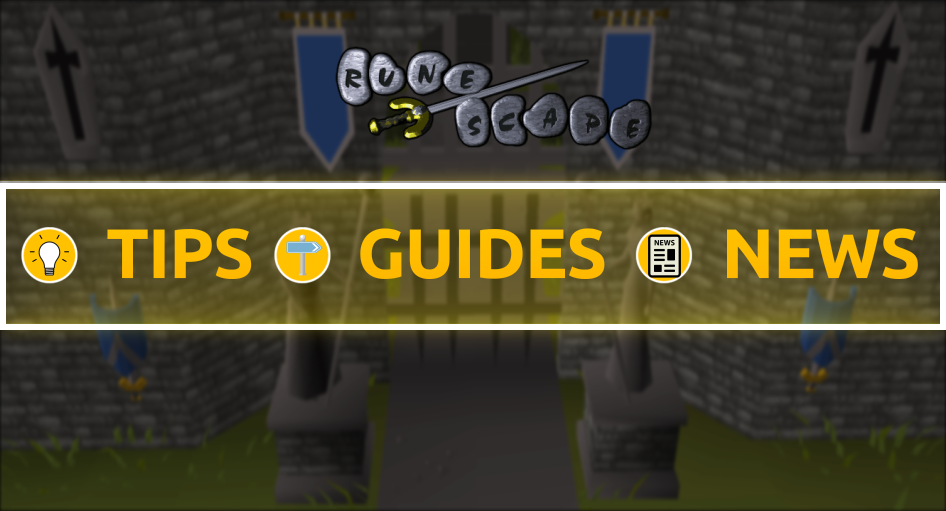 RuneScape (OSRS, RS3) Tips, Guides, News, Game Updates ❗️