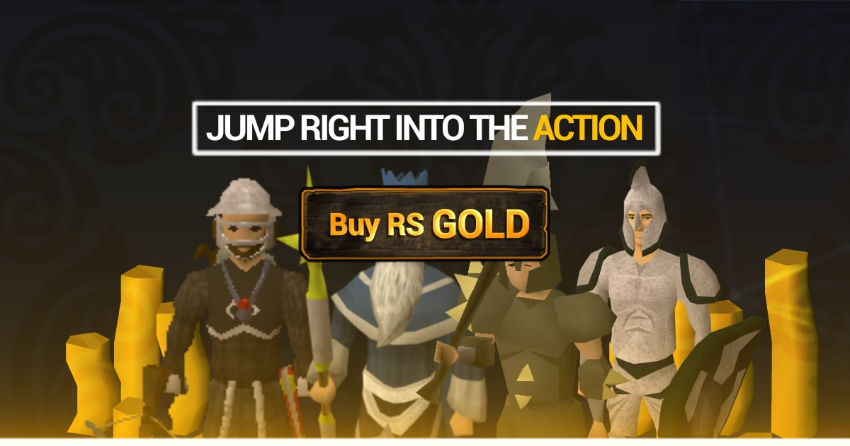 Runescape Gold | Buy Cheap RS Gold Safely and Earn Rewards